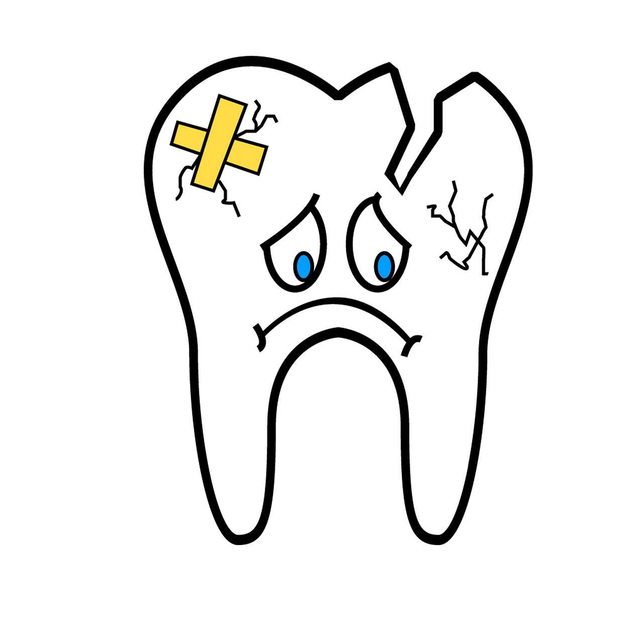 Wat te doen bij een uitgevallen tand