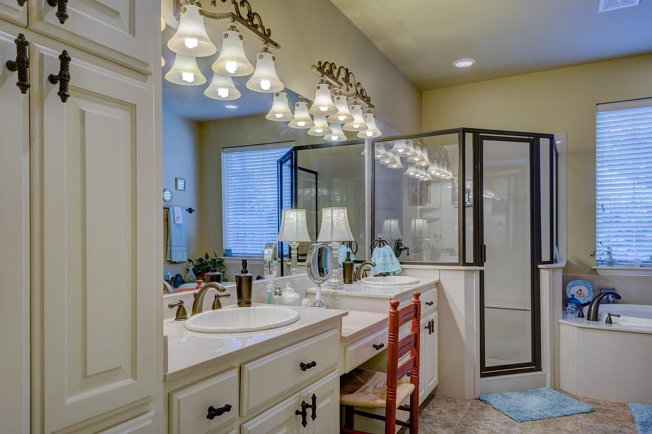 Een complete douchecabine maakt je badkamer áf!